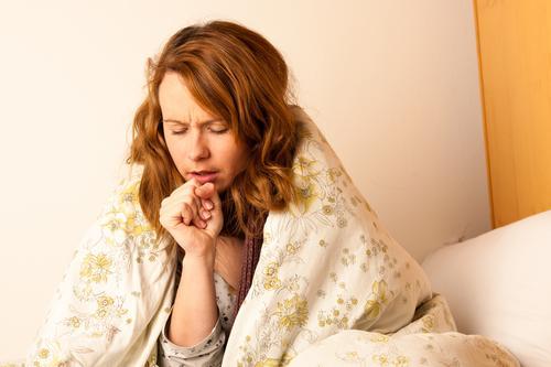бактериальный бронхит у девушки