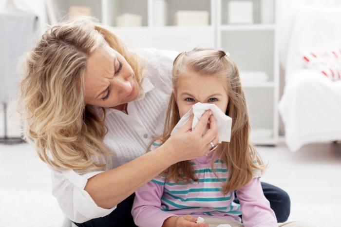 аллергический бронхит у ребенка