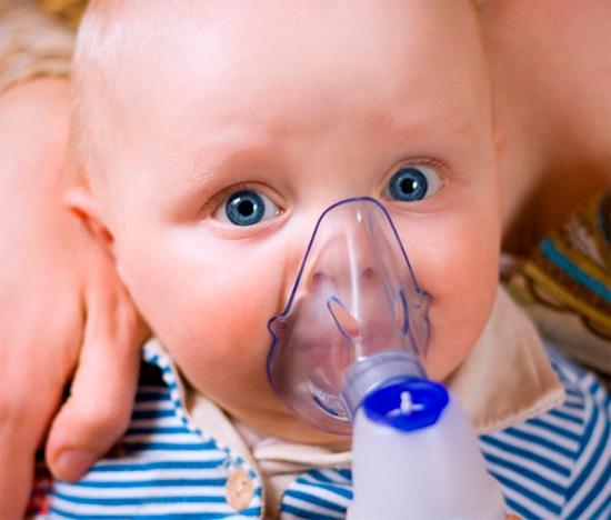 ингаляции для малыша