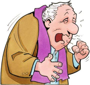 Зеленая мокрота при кашле: причины и лечение