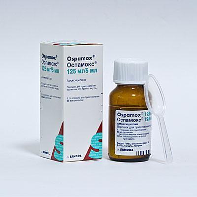 лечение бронхита у детей антибиотиками