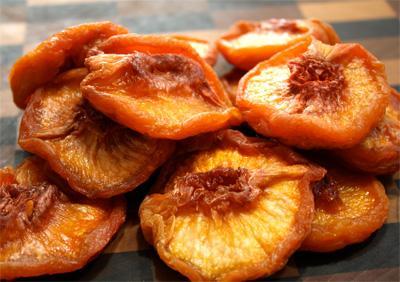 сушеные персики для иммунитета