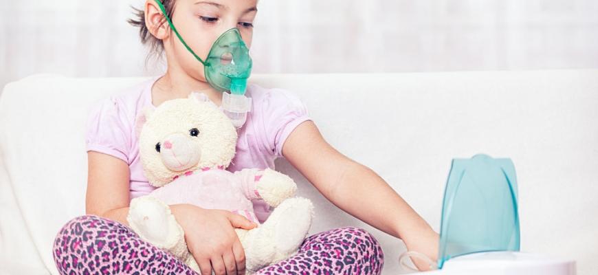 Бронхит без температуры у ребёнка